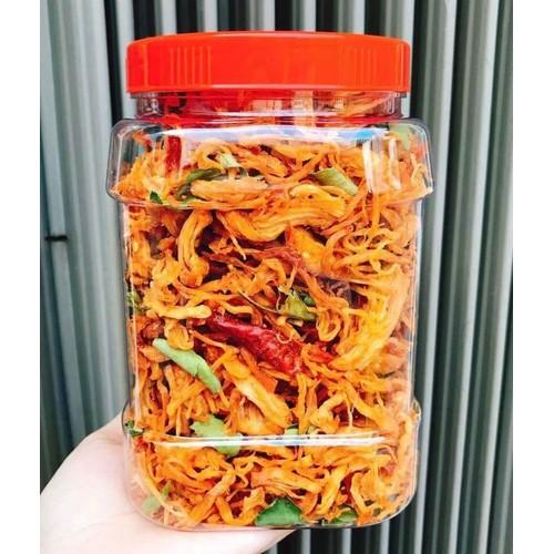 Khô gà lá chanh 500g - an toàn vệ sinh thực phẩm