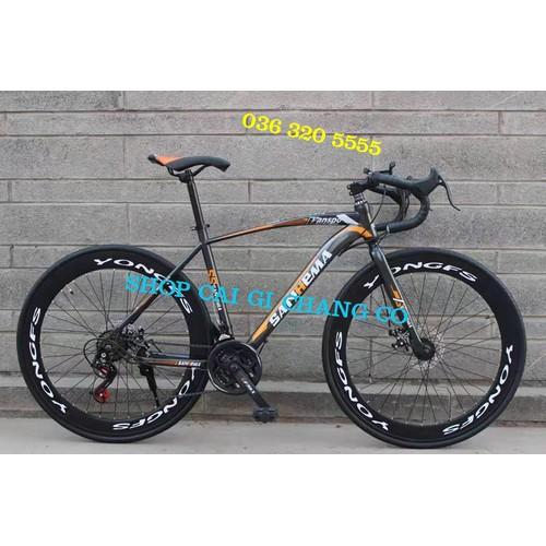 Xe đạp đua thể thao cổ lái cong hàng cao cấp cho người lớn - 20567942 , 23459892 , 15_23459892 , 3050000 , Xe-dap-dua-the-thao-co-lai-cong-hang-cao-cap-cho-nguoi-lon-15_23459892 , sendo.vn , Xe đạp đua thể thao cổ lái cong hàng cao cấp cho người lớn