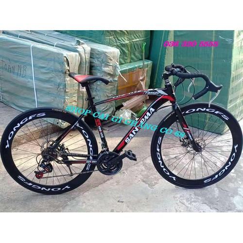 Xe đạp đua thể thao cổ lái cong hàng cao cấp cho người lớn - 20567891 , 23459834 , 15_23459834 , 3050000 , Xe-dap-dua-the-thao-co-lai-cong-hang-cao-cap-cho-nguoi-lon-15_23459834 , sendo.vn , Xe đạp đua thể thao cổ lái cong hàng cao cấp cho người lớn