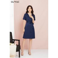 Đầm tay liền GUMAC MS11923_XANH