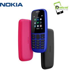 Điện thoại di động NOKIA 105 1 SIM 2019 - Hàng chính hãng