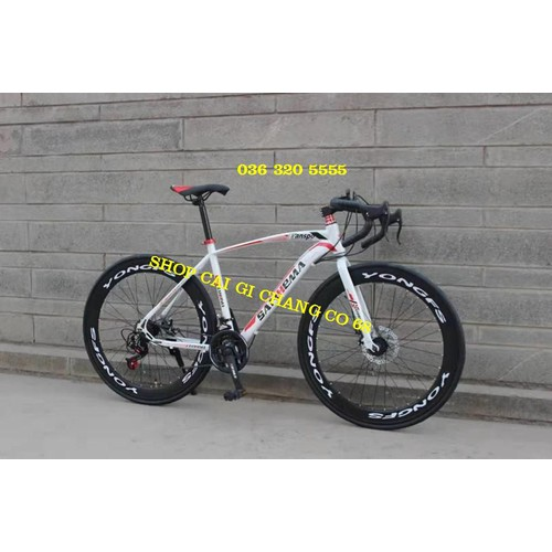 Xe đạp đua thể thao cổ lái cong hàng cao cấp cho người lớn - 20567952 , 23459904 , 15_23459904 , 3050000 , Xe-dap-dua-the-thao-co-lai-cong-hang-cao-cap-cho-nguoi-lon-15_23459904 , sendo.vn , Xe đạp đua thể thao cổ lái cong hàng cao cấp cho người lớn