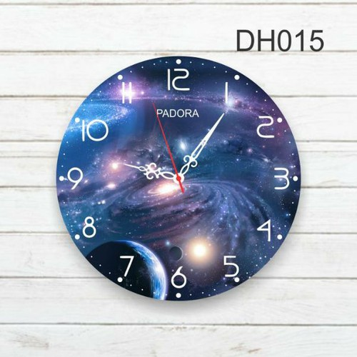 Đồng hồ treo tường galaxy 015 kt: 24-30cm
