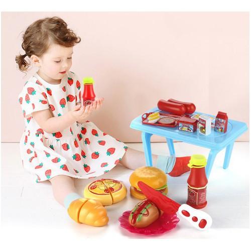 Bộ đồ chơi nhà bếp cắt bánh buger đồ ăn nhà bếp - 20571513 , 23465225 , 15_23465225 , 159000 , Bo-do-choi-nha-bep-cat-banh-buger-do-an-nha-bep-15_23465225 , sendo.vn , Bộ đồ chơi nhà bếp cắt bánh buger đồ ăn nhà bếp