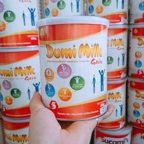 Sữa dumi milk gain dành cho người gầy người cần tăng cân 400g - 20596526 , 23507835 , 15_23507835 , 250000 , Sua-dumi-milk-gain-danh-cho-nguoi-gay-nguoi-can-tang-can-400g-15_23507835 , sendo.vn , Sữa dumi milk gain dành cho người gầy người cần tăng cân 400g