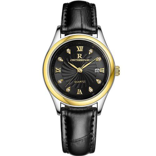 Trợ giá khủng đồng hồ nữ ontheedge rzy013 chính hãng cao cấp cao cấp full box
