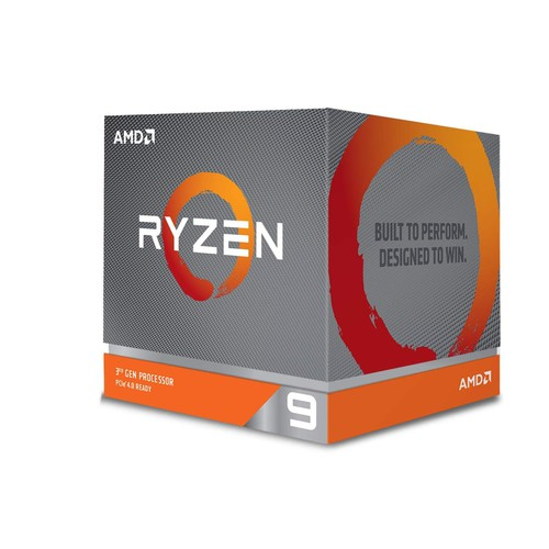 Cpu ryzen 9 3900x 3.8ghz up to 4.6ghz, am4 box chính hãng