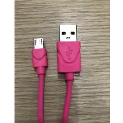 dây cáp sạc micro usb 3 màu sắc 1m cho thiết bị công nghệ hay smartphone