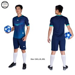Đồ bộ quần áo thể thao bóng đá nam FT Thời trang Everest - Thun dày đẹp - Chất vải đẹp- Nhiều Màu