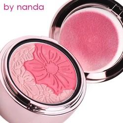 Phấn má hồng ngọc trai cao cấp mix 2 màu siêu đẹp NANDA