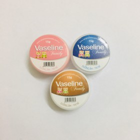 Vaseline Family Dưỡng Ẩm Trị Nẻ 15g - 726