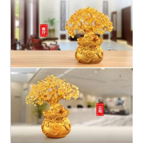[Siêu sale] cây tài lộc đá thạch anh vàng thiềm thừ thu hút vận may - 20590188 , 23497220 , 15_23497220 , 429000 , Sieu-sale-cay-tai-loc-da-thach-anh-vang-thiem-thu-thu-hut-van-may-15_23497220 , sendo.vn , [Siêu sale] cây tài lộc đá thạch anh vàng thiềm thừ thu hút vận may