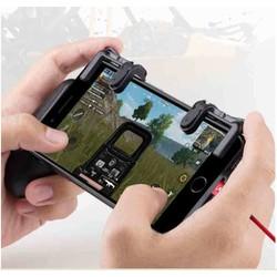 Bộ 2 Nút Bấm Cơ K01  Hỗ Trợ Chơi Game PUBG Mobile, Ros Mobile