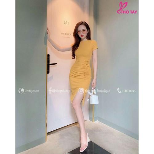 Đầm ôm body xinh tsi
