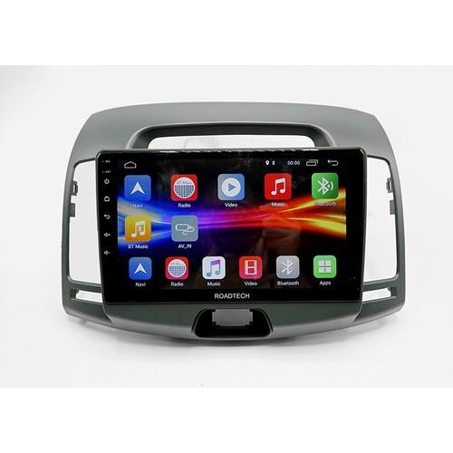Màn hình dvd android roadtech hyundai avante tích hợp công nghệ âm thanh dsp chip mediatek 8 nhân