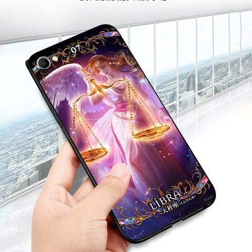 Ốp điện thoại dành cho máy oppo f3 plus - 811 12 cung hoàng đạo ms chd004