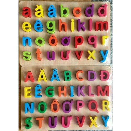 Mã toynov giảm 10 tối đa 15k đơn từ 50k đồ chơi gỗ bảng chữ cái nổi tiếng việt cho bé yêu - 17666419 , 23488724 , 15_23488724 , 79000 , Ma-toynov-giam-10-toi-da-15k-don-tu-50k-do-choi-go-bang-chu-cai-noi-tieng-viet-cho-be-yeu-15_23488724 , sendo.vn , Mã toynov giảm 10 tối đa 15k đơn từ 50k đồ chơi gỗ bảng chữ cái nổi tiếng việt cho bé yêu