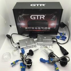 Đèn xenon và Ballast 45W GTR JAPAN bảo hành 2 năm H11, H7, 9005, 9006, 9012