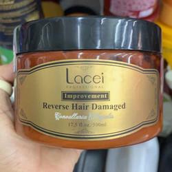 kem hấp dầu ủ xả phục hồi tóc lacei