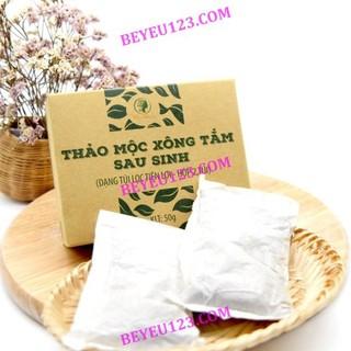 Hộp 2 túi xông toàn thân thảo dược cho Mẹ sau sinh - WonMom - TAM03 3