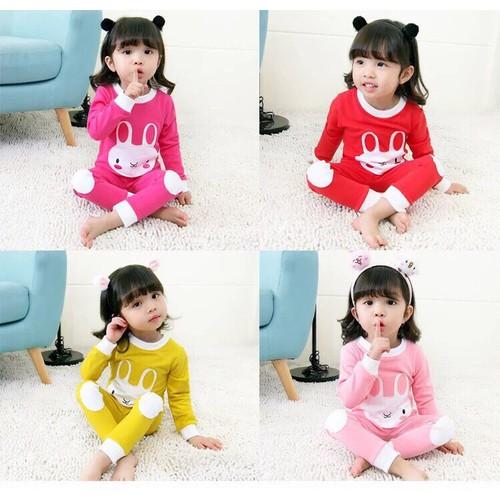 Sét bộ quần áo thu đông trẻ em hình mặt thỏ dành cho bé gái 8-18kg  chất vải đẹp - 20594564 , 23504872 , 15_23504872 , 78000 , Set-bo-quan-ao-thu-dong-tre-em-hinh-mat-tho-danh-cho-be-gai-8-18kg-chat-vai-dep-15_23504872 , sendo.vn , Sét bộ quần áo thu đông trẻ em hình mặt thỏ dành cho bé gái 8-18kg  chất vải đẹp