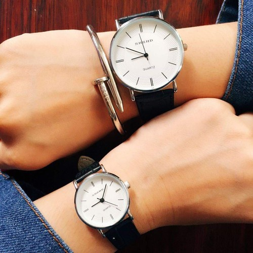 Đồng hồ thời trang nam nữ shsd lp756