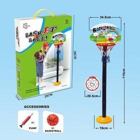 Bộ đồ chơi ném bóng rổ cho bé - bộ bóng rổ