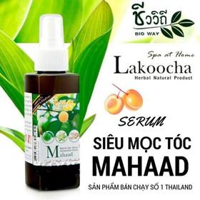 Siêu mọc tóc chiết xuất từ cây cỏ thiên nhiên Mahaad  - XT0002