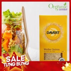 Hạt diêm mạch trắng hữu cơ Davert 400g Quinoa trắng organic