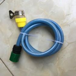 Dây hút nước rửa xe - dây cấp nước máy rửa xe