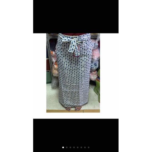 Váy chống nắng hình thú 2 lớp dạng cột dây