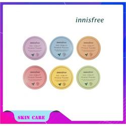 Phấn phủ kiềm dầu dạng bột khoáng Innisfree No-sebum Mineral Powder 5g