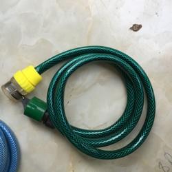 dây cấp nước máy rửa xe gia đình