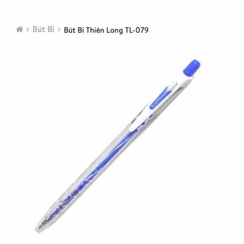 Bút bi thiên long tl-079 giá bán 5 cây - 21057577 , 24185250 , 15_24185250 , 17000 , But-bi-thien-long-tl-079-gia-ban-5-cay-15_24185250 , sendo.vn , Bút bi thiên long tl-079 giá bán 5 cây
