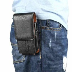 bao da điện thoại đeo thắt lưng cao cấp