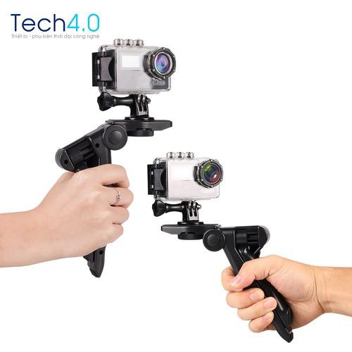Chân tripod handgrip mini cầm tay cho gopro, sjcam, yi action, osmo action - giá đỡ 3 chân mini đa năng hỗ trợ tay cầm, để bàn cho điện thoại - 21063130 , 24192738 , 15_24192738 , 59000 , Chan-tripod-handgrip-mini-cam-tay-cho-gopro-sjcam-yi-action-osmo-action-gia-do-3-chan-mini-da-nang-ho-tro-tay-cam-de-ban-cho-dien-thoai-15_24192738 , sendo.vn , Chân tripod handgrip mini cầm tay cho gopro,