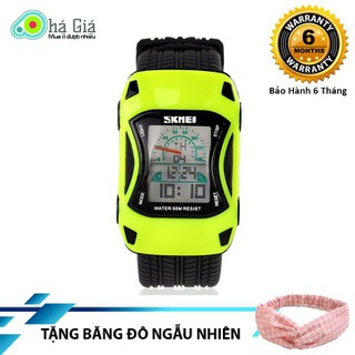 [FREESHIP] Đồng hồ trẻ em SKMEI SK-0961 - DHA689-D2476z2-Đồng hồ trẻ em thumbnail