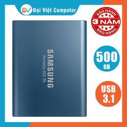 Ổ cứng di động SSD Samsung 500GB T5 USB 3.1