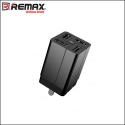 Cốc sạc nhanh đa năng Remax Wanfu RP-U43 4 cổng USB max 3.4A