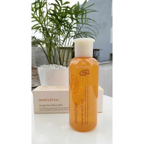 Nước hoa hồng dưỡng sáng da innisfree tangerine vita c skin - 21273744 , 24496750 , 15_24496750 , 464000 , Nuoc-hoa-hong-duong-sang-da-innisfree-tangerine-vita-c-skin-15_24496750 , sendo.vn , Nước hoa hồng dưỡng sáng da innisfree tangerine vita c skin