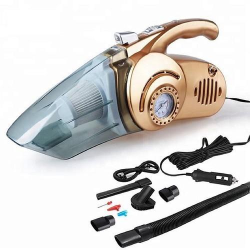 Máy hút bụi xe hơi đa năng kiêm bơm lốp có đồng hồ đo áp và đèn - 21269884 , 24486043 , 15_24486043 , 450000 , May-hut-bui-xe-hoi-da-nang-kiem-bom-lop-co-dong-ho-do-ap-va-den-15_24486043 , sendo.vn , Máy hút bụi xe hơi đa năng kiêm bơm lốp có đồng hồ đo áp và đèn