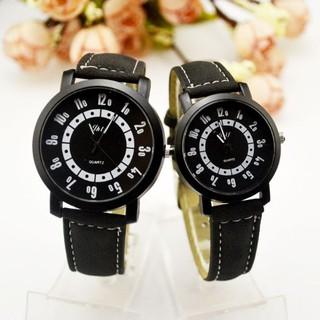 đồng hồ cặp 2 cái nam nữ hàn quốc bl01 - bl01 thumbnail