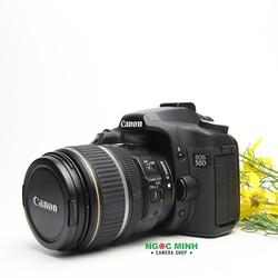 Máy ảnh Canon EOS 50D + Lens Canon 17-85mm