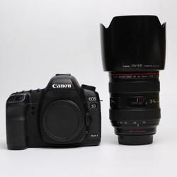 Canon 5D Mark II và Canon 24 70 F2.8 L