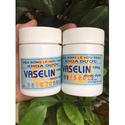 Vaselin đặc trị khô nứt môi mặt