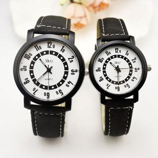 đồng hồ cặp 2 cái nam nữ hàn quốc w01 - wh01 thumbnail