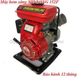 Máy bơm xăng MINLONG 152F-Công suất 3HP-Động cơ 4 thì tiết kiệm nhiên liệu