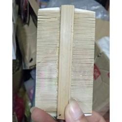 Lược bí gỗ