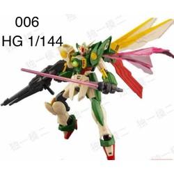 GUNDAM 006 - WING FIGHTER
