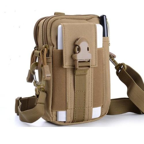 Túi đeo hông túi đeo thắt lưng túi đeo chéo có dây quân đội cao cấp